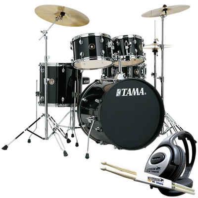 Tama Schlagzeug »Tama RM50YH6-BK Rhythm Mate + Kopfhörer u. Sticks«