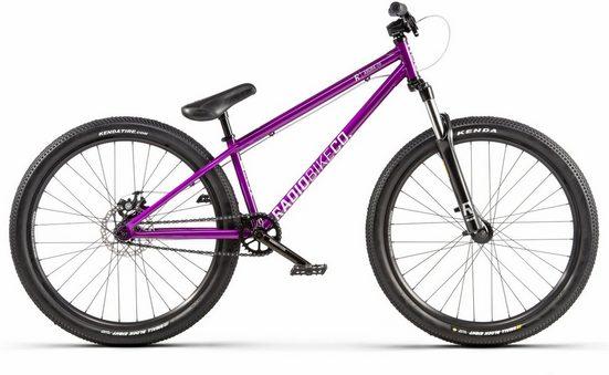 """Radio Bikes Fahrrad »Asura 26""""«"""