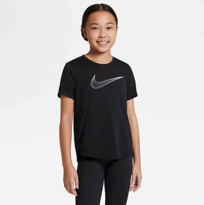 Nike Funktionsshirt »DRI-FIT ONE BIG KIDS (GIRLS) SHORT T-SHIRT«