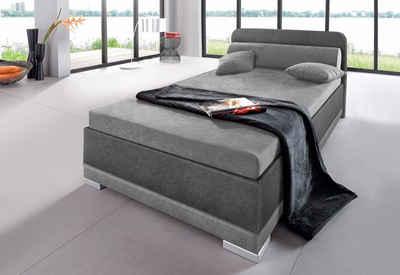 Bett mit bettkasten 120x200  Polsterbett mit Bettkasten 120x200 cm kaufen | OTTO