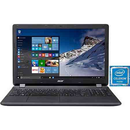 Acer Aspire ES1-571-C948 Notebook, Intel® Celeron™, 39,6 cm (15,6 Zoll), 500 GB Speicher