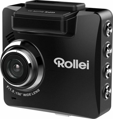 Rollei CarDVR-310 1080p (Full HD) Auto-Camcorder, GPS