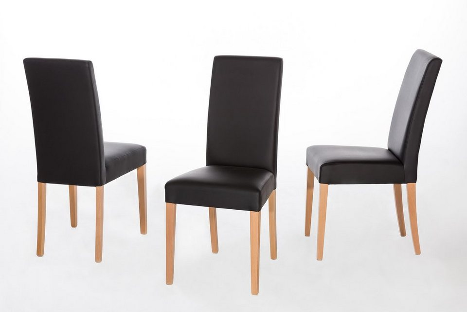 home affaire stuhl lea 2 stck online kaufen otto. Black Bedroom Furniture Sets. Home Design Ideas