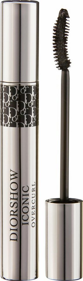 Dior, »Diorshow Iconic Overcurl«, Mascara in 090 Over Black