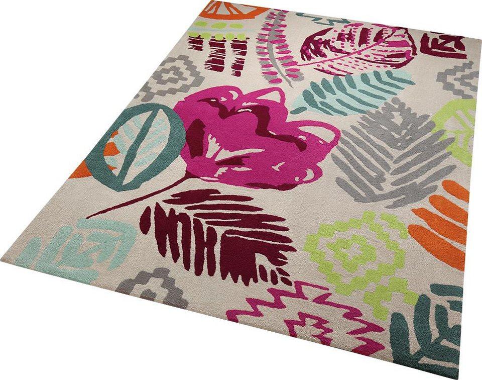 Teppich, ESPRIT, »Tara«, handgetuftet in multicolor