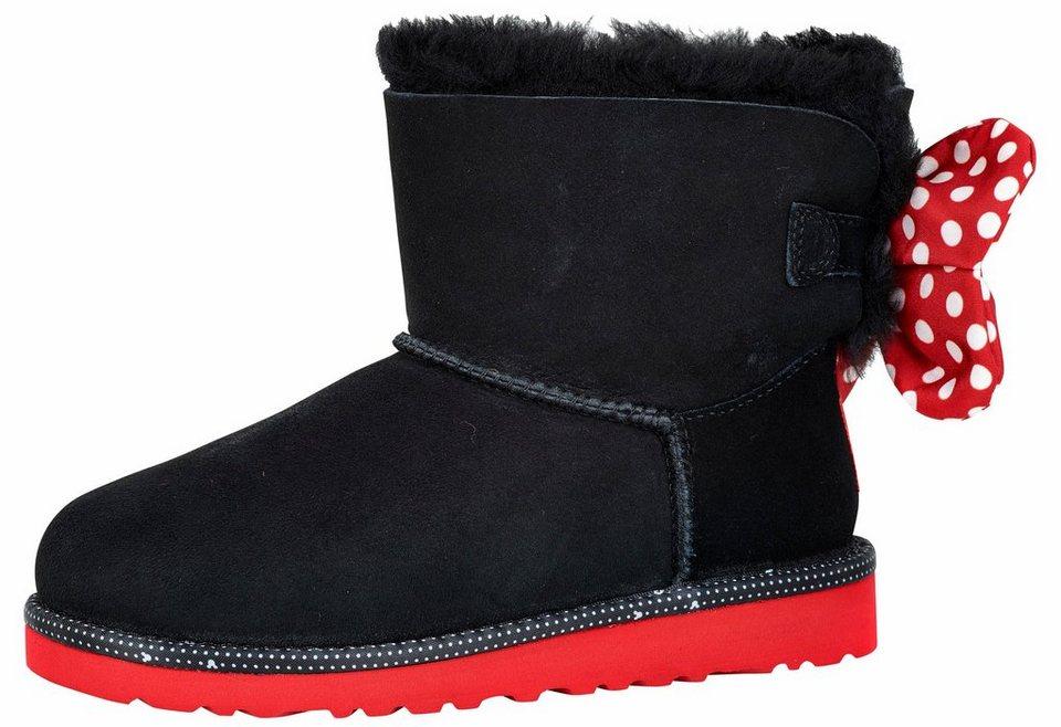 UGG »Sweetie Bow« Stiefel in schwarz