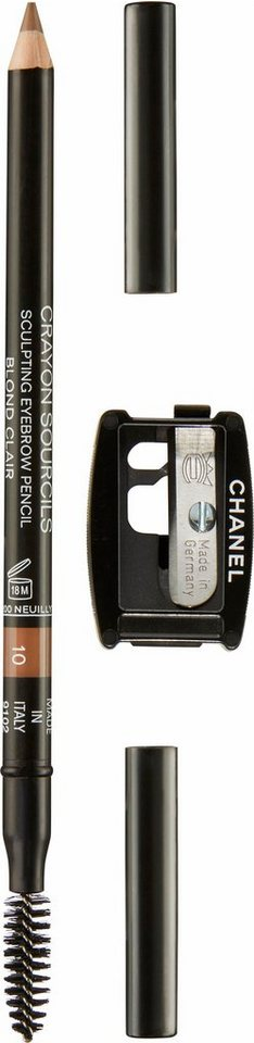 Chanel, »Crayon Sourcils«, Augenbrauenstift in 10 Blond Clair