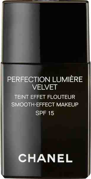 Chanel, »Perfection Lumière Velvet«, Fluid-Make-up