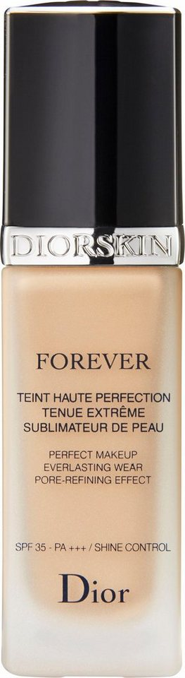 Dior, »Diorskin Forever«, Foundation in 030 Medium Beige