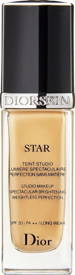 Dior, »Diorskin Star«, Foundation in 020 Light Beige