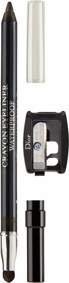 Dior, »Crayon Eyeliner Waterproof«, Eyeliner in 094 Trinidad Black