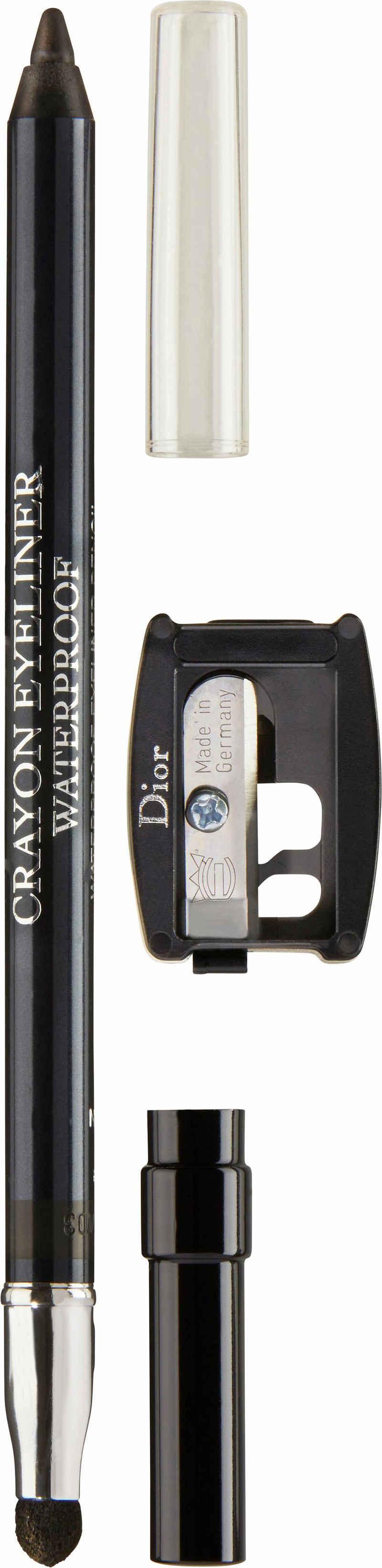 Dior Eyeliner »Crayon Eyeliner Waterproof«, Intensive Farbe