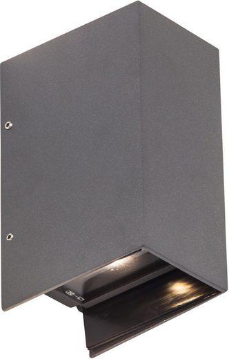 AEG Leuchten LED Außen-Wandleuchte »ADAPT«