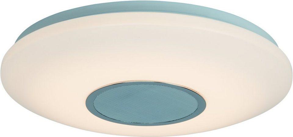 AEG LED Deckenleuchte, 1flg., »Bailando« in Aluminium/Kunststoff, weiß/chromfarben