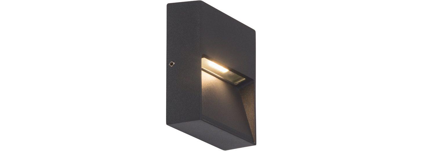 AEG LED Außenleuchte, 1flg., Wandleuchte, »FRONT«