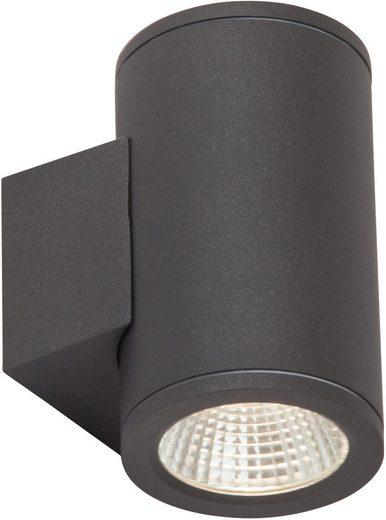 AEG Leuchten LED Außen-Wandleuchte »ARGO«, 2-flammig
