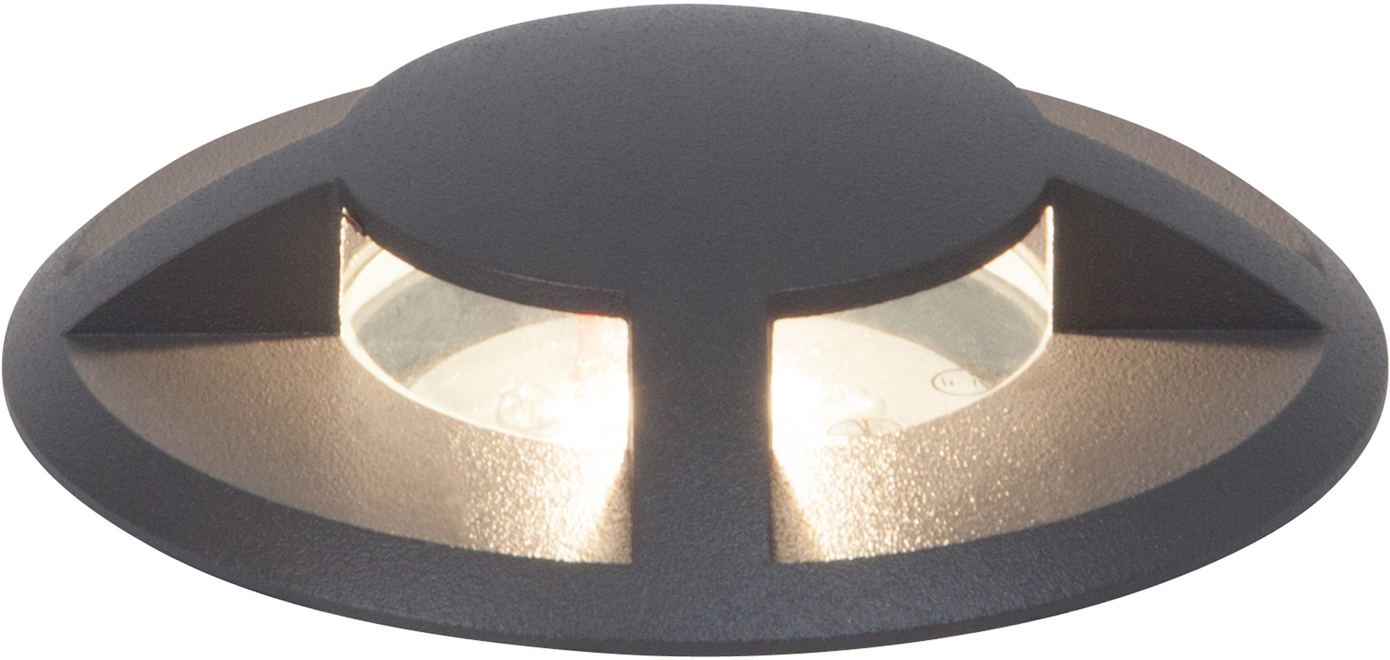 AEG Leuchten Einbauleuchte »TRITAX«, 1-flammig, Bodenleuchte
