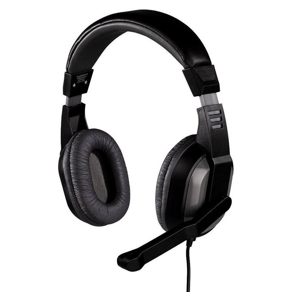 Hama PC-Headset Offbeat in Grau