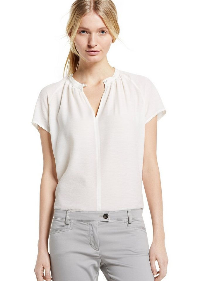 Marc O'Polo Shirt in 124 milky stone