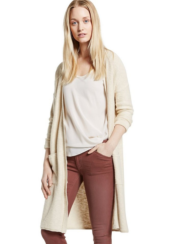 Marc O'Polo Cardigan in 170 antique white