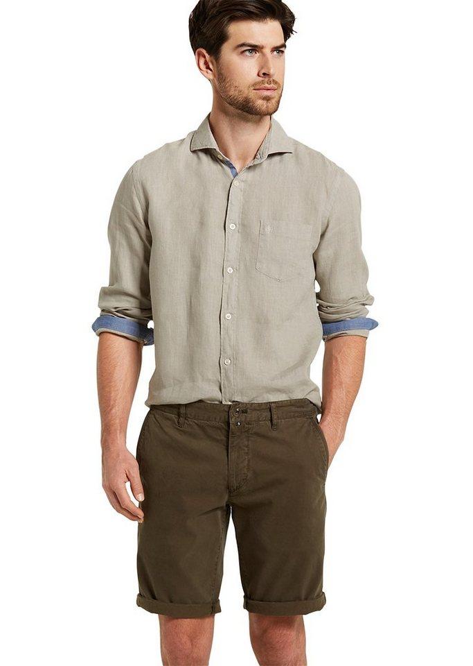 Marc O'Polo Shirt in 953 true gray