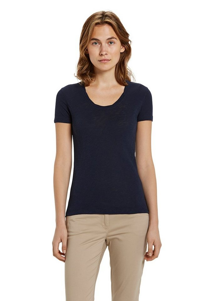 Marc O'Polo Shirt in 874 navy eclipse