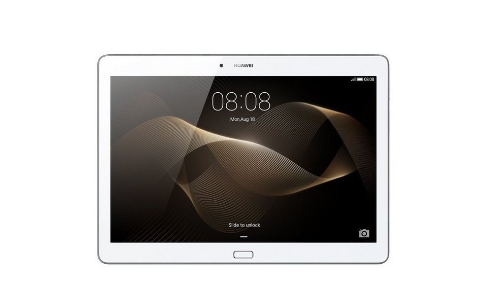 "HUAWEI MediaPad M2 Tablet »Octa-Core, 25,6cm (10,1""), 16GB, 2GB, WiFi« in silber"