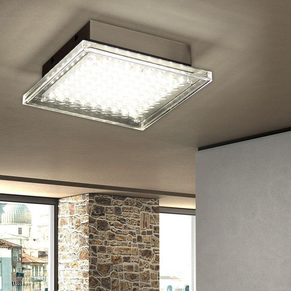 Licht-Trend Deckenleuchte »Sturdy XL High-Power LED Deckenleuchte« in Transparent