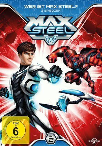 DVD »Max Steel, Vol. 2 - Wer ist Max Steel«