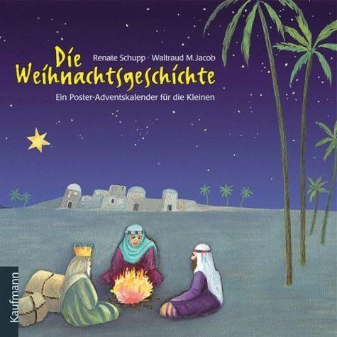 Heft »Die Weihnachtsgeschichte«