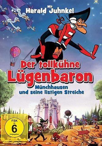 DVD »Der Baron von Münchhausen - Münchhausen und...«