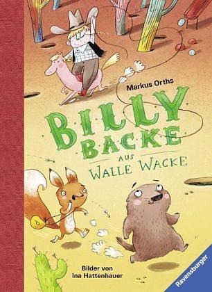 Gebundenes Buch »Billy Backe aus Walle Wacke«
