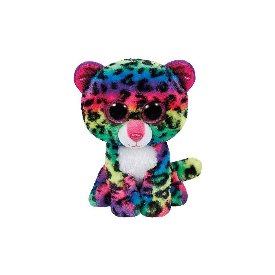 Ty Beanie Boo Dot Leopard bunt, 15cm