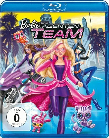 Blu-ray »Barbie in: Das Agenten-Team«