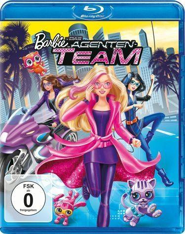 Blu-ray »Barbie in: Das Agenten-Team«
