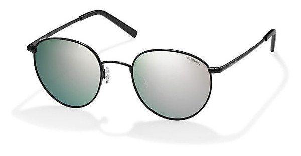 Polaroid Sonnenbrille » PLD 6010/S« in 003/JB - schwarz/ silber