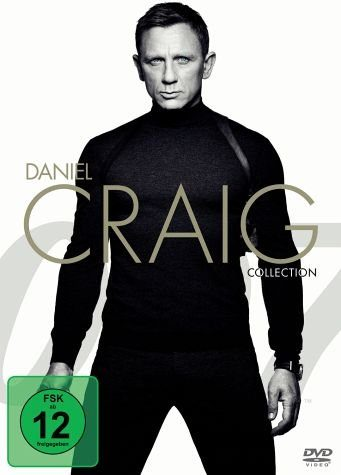 DVD »Daniel Craig Collection«