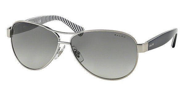 Ralph Damen Sonnenbrille » RA4096« in 102/11 - silber/grau