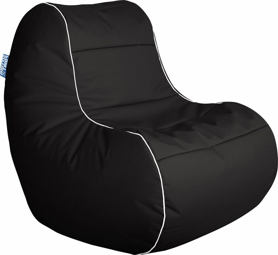 Sitting Point Sitzsessel »Chilly Bean SCUBA« in schwarz