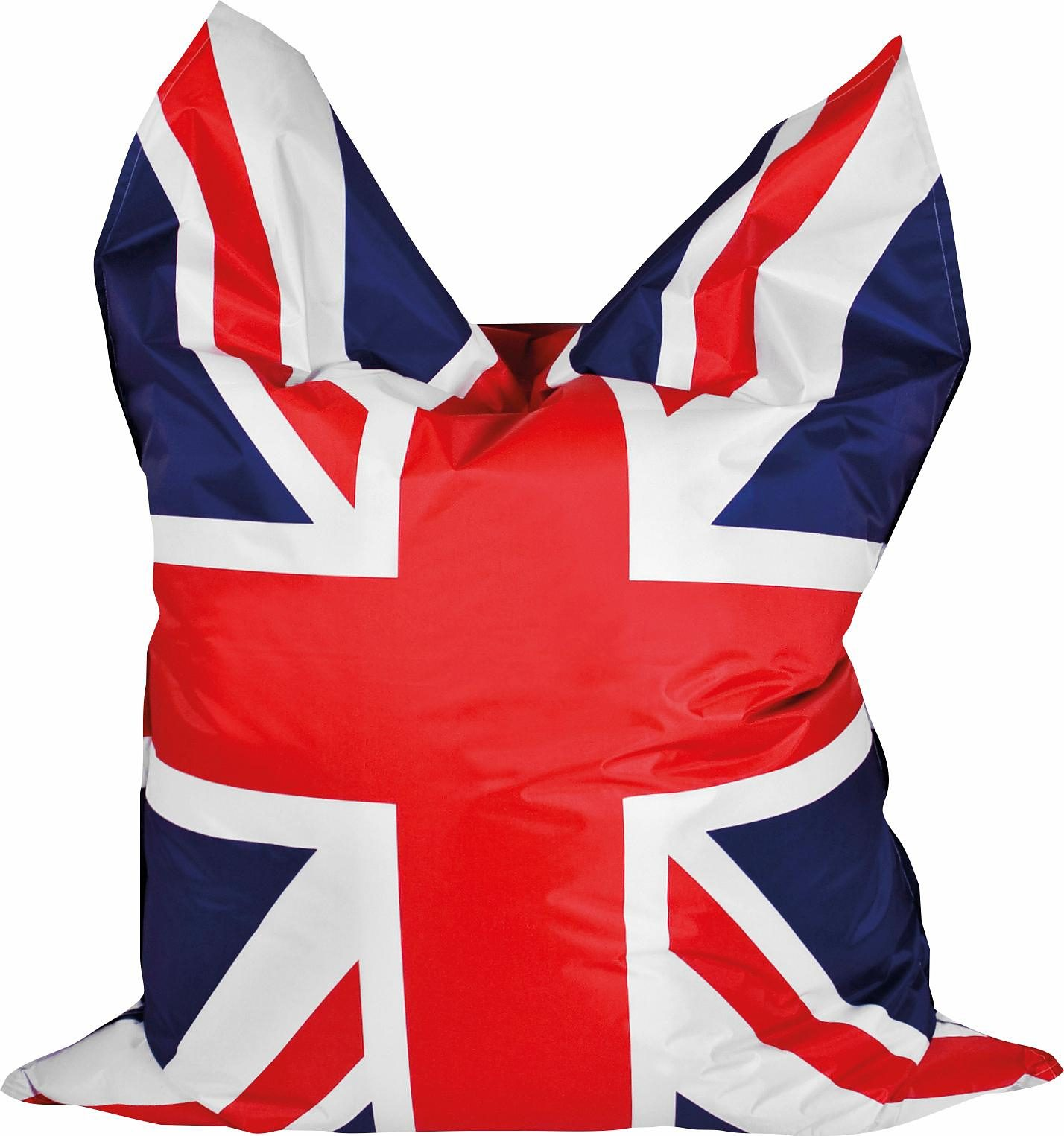 Sitting Point Sitzsack »Union Jack BRAVA«