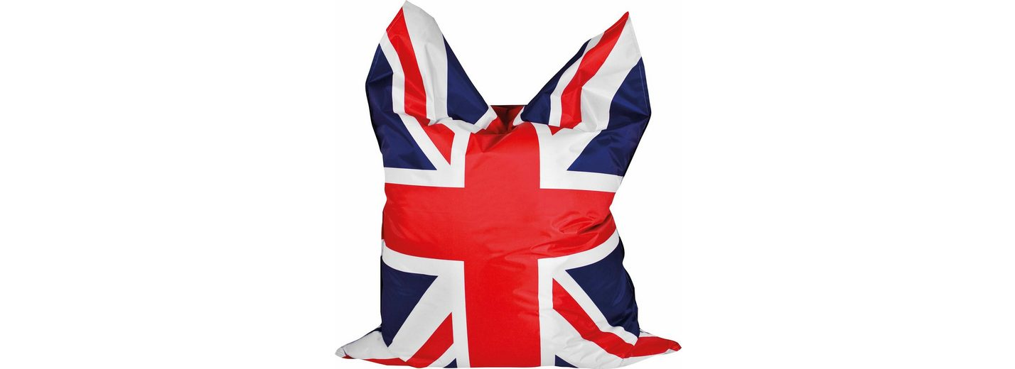 Sitting Point Sitzsack »Union Jack BRAVA«