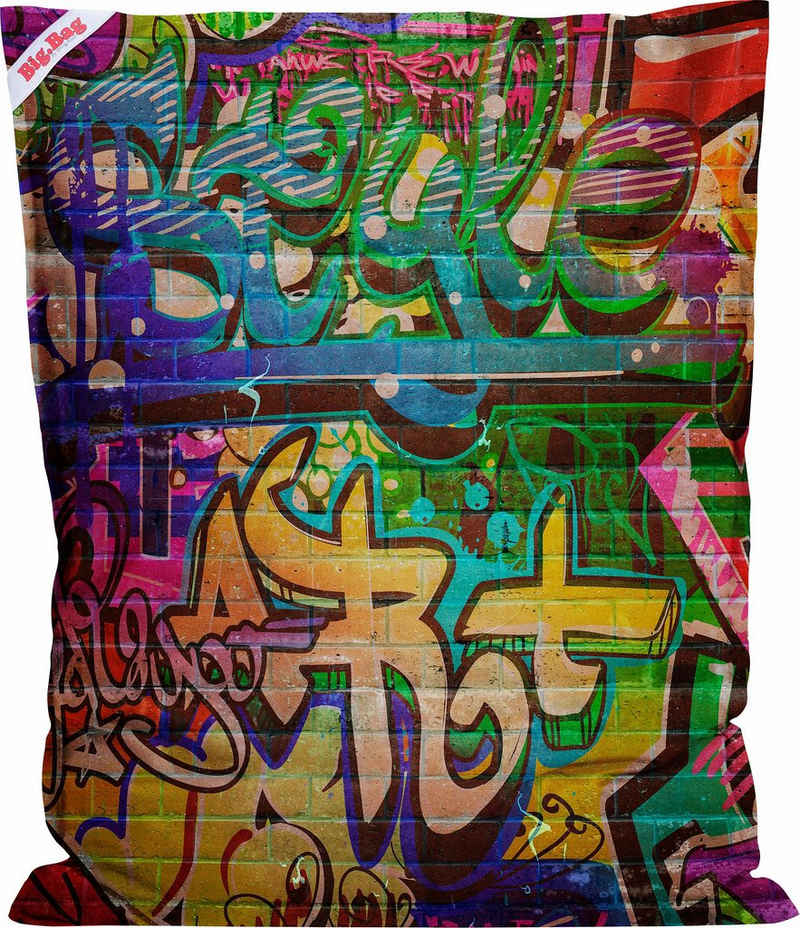 Sitting Point Sitzsack »BigBag Graffiti«