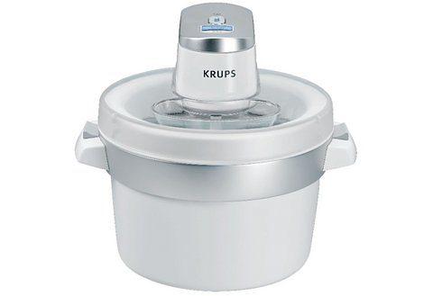 Krups Eismaschine »VENISE G VS2 41« für 1,6 Liter Speiseeis, 6 Watt