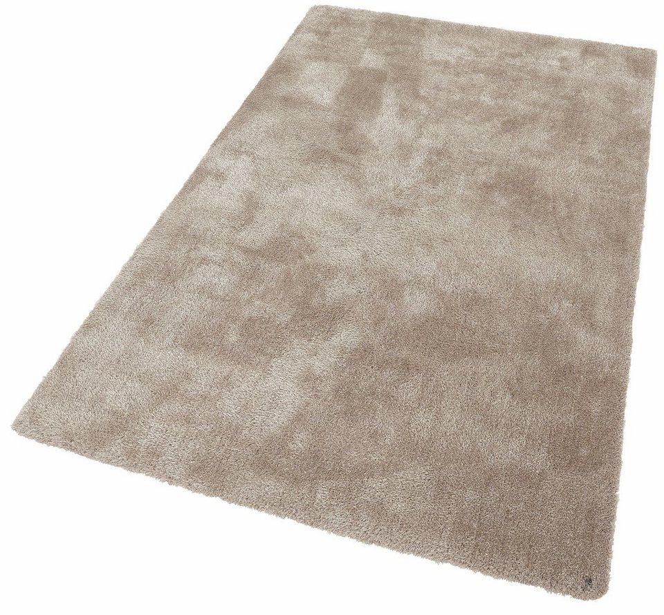 hochflor teppich soft tom tailor rechteckig h he 35 mm online kaufen otto. Black Bedroom Furniture Sets. Home Design Ideas