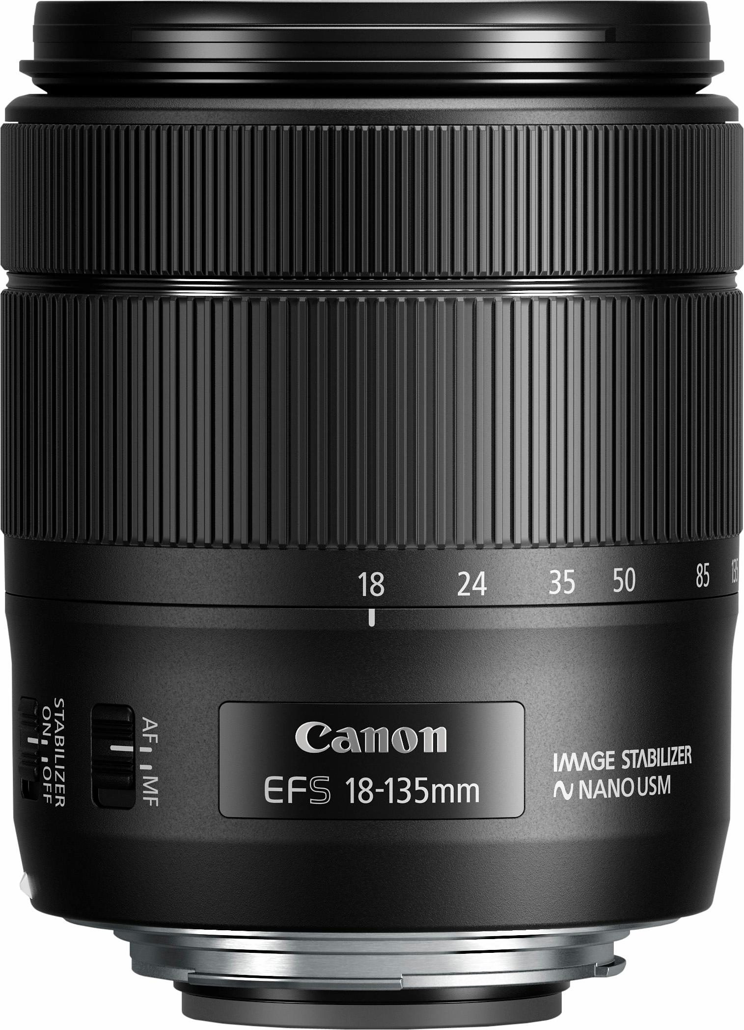 Canon EF-S 18-135mm f/3,5-5,6 IS USM Weitwinkel Objektiv