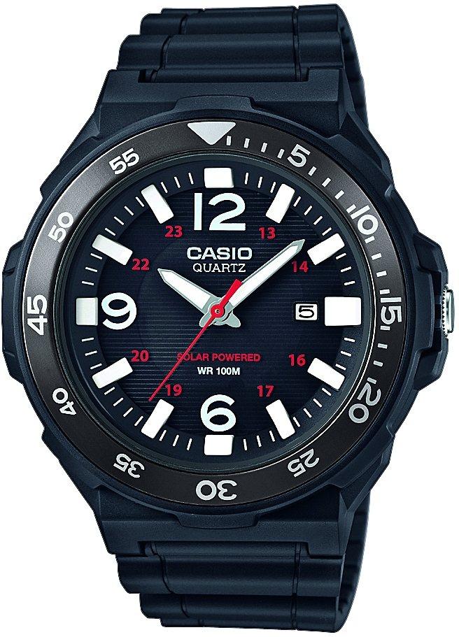 Casio Collection Quarzuhr »MRW-S310H-1BVEF« in schwarz