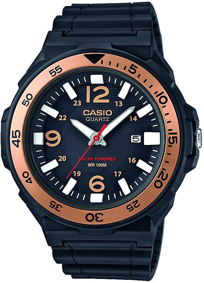 Casio Collection Quarzuhr »MRW-S310H-9BVEF« in schwarz