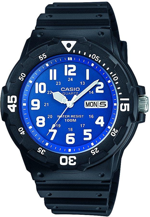 Casio Collection Quarzuhr »MRW-200H-2B2VEF«