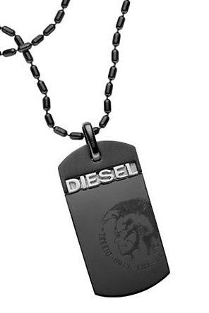 Diesel Kette mit Anhänger »DX0004040«