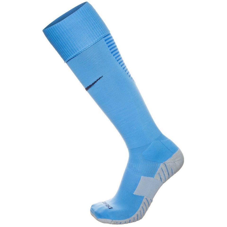 NIKE Team Match Fit Core OTC Sockenstutzen in hellblau / grau